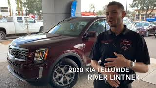 2020 Kia Telluride EX Walk Around