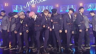 《Comeback Special》 BTS (방탄소년단) - Not Today @인기가요 Inkigayo 20170226