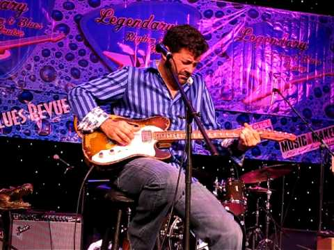 Tab Benoit - When A Cajun Man Gets The Blues