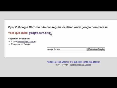 como confugurar mecanismo de pesquisa do google chrome