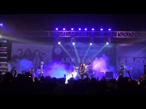 Aaoge Tum Kabhi (Title Track) - The Local Train Live at IIT...