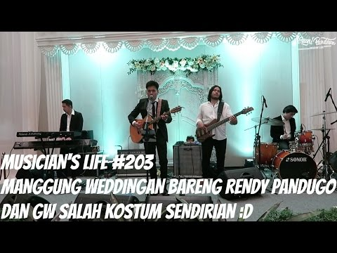 download lagu MUSICIAN'S LIFE #203  MANGGUNG WEDDINGAN gratis
