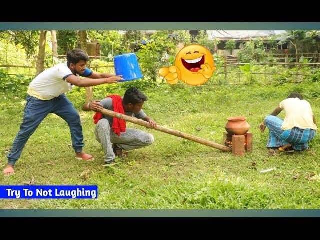 TRY NOT TO LAUGH - Funny Comedy Videos and Best Fails 2019 by Funny ki vines Ep.25 thumbnail