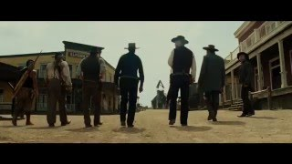 THE MAGNIFICENT SEVEN   Teaser Trailer Turk