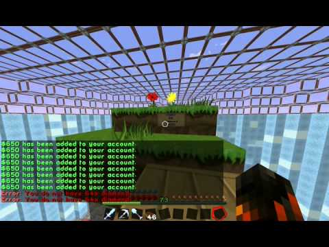 Minecraft another blizzard prison playthrough