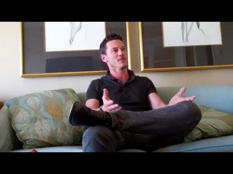 Luke Evans Interview - Immortals 2011