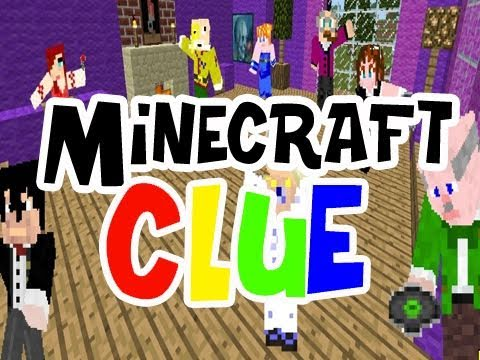 Minecraft: Playing Clue in Minecraft? ft Sly & Friends!