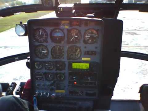 Helicoptero Schweizer 333 Kai`s Testflight Schweizer 333