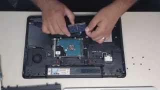 Install Memory in a Dell E5540 Laptop