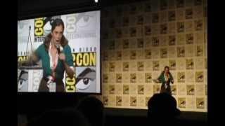 Fuck Me Ray Bradbury by Rachael Bloom - Live at Comic Con 2012 San Diego