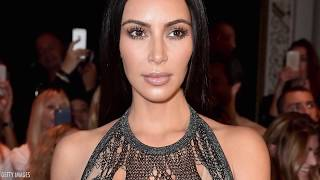 WATCH: Kim Kardashian's Robbers Caught on Camera
