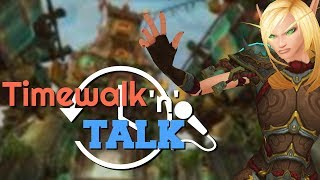 Timewalk & Talk - Story nach Battle for Azeroth - World of Warcraft