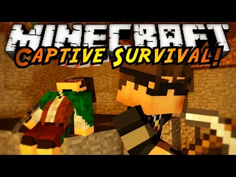 Captive Minecraft 2.0 Survival : THE MEGA BUTTER APPLE!