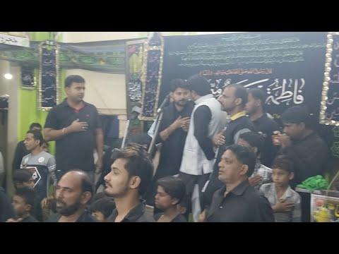 "Shabbedari ""Sakina Bint-ul-Hussain S.a"" Doshipura Matamdari ""Anjuman-e-Jawadiya VARANASI"""