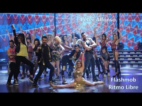 Peter Alfonso - Ritmo Libre (Flashmob) - Showmatch 2014