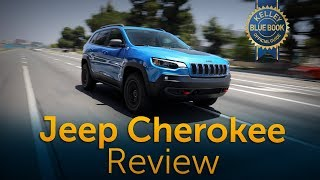 2019 Jeep Cherokee - Review & Road Test
