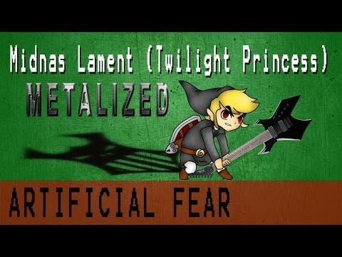 Midna's Lament (twilight Princess) Metalized - Artificial Fear video