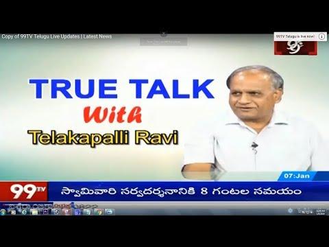 True Talk With Telakapalli Ravi On Nagababu Vs Balakrishna | 99TV TELUGU