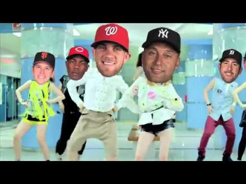 MLB Playoffs Commercial 2012: Gangnam Style!