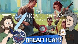 American Dream VR: WELCOME TO AMERICA! - Those Gamer Guys