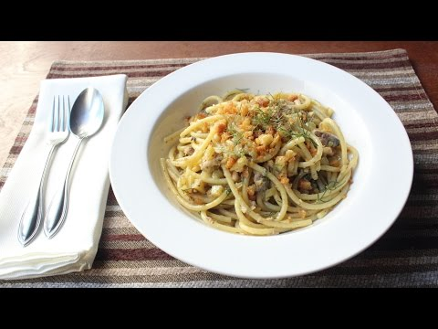 Pasta con le Sarde - How to Make Sicilian-Style Pasta with Sardines and Fennel