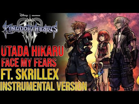 Utada Hikaru - Face My Fears Ft. Skrillex  (INSTRUMENTAL CONCEPT)