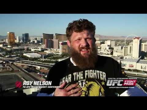 Fight Night Japan Roy Nelson Gym Escape