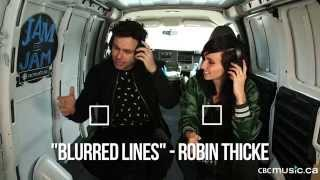 Max Kerman and Lights play 'Jam or Not a Jam?' Van Edition