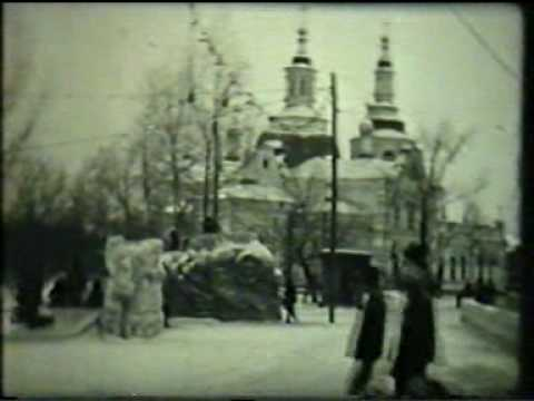 Встреча Нового 1982 года в Минусинске