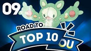 Pokemon Showdown Road to Top Ten: Pokemon Sun & Moon OU w/ PokeaimMD #9