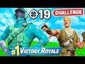 So a Fan Challenged me to this In Fortnite...