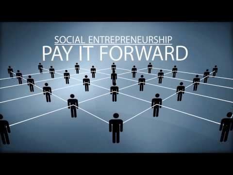 Giving-Changes-Everything social entrepreneur