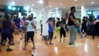 Dance Fitness Joey Montana   Love & Party  Coreografia Rafa Fuentes