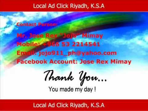 """Looking for Networking try """"Local Ad Click"""" newly in Saudi Arabia"""