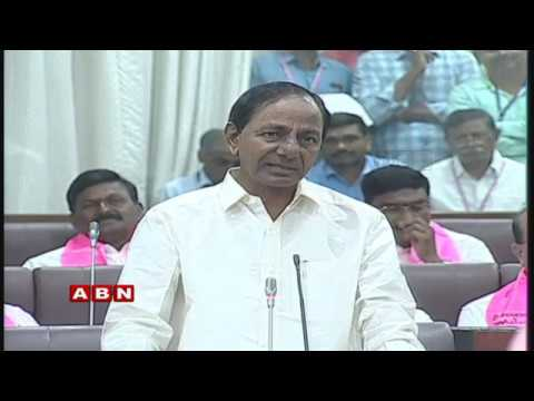 Telangana Legislative Council Monsoon session -2018 | ABN Telugu