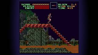 Panoots Super Castlevania 4. First 12 minutes.