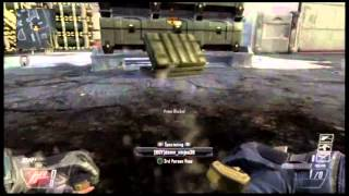 BO2 Trolling - Girl Raging On PS3