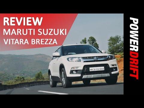 Maruti Suzuki Vitara Brezza : Roadtest Review : PowerDrift