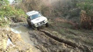 OFFROAD **Land Rover Discovery V8 & TD5 & Suzuki 2.0** 04/01/2014