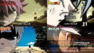 [MAD] Fairy Tail / Naruto Shippuden / Dragon Ball Super / Pokémon XYZ (Believe in Myself)