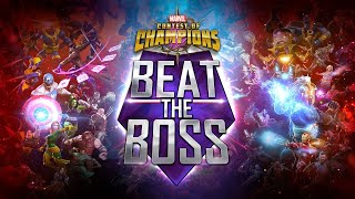 Marvel Contest of Champions: BEAT THE BOSS at NYCC 2019!