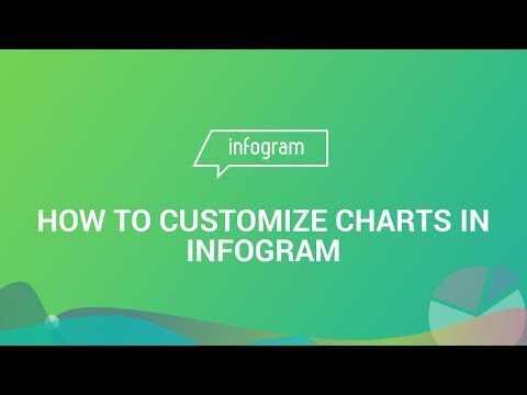 How to Customize Charts in Infogram