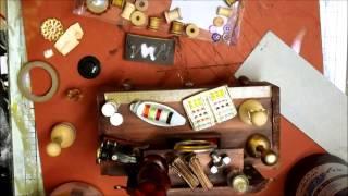 Miniature Sewing Desk, Part 2 - jennings644