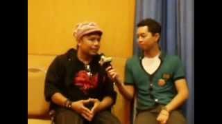Wawancara bagi program 'Santai TV' (TV1)