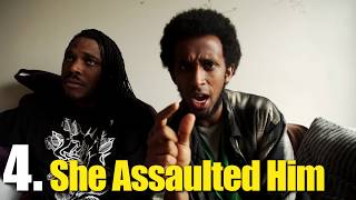 SFSU 2016 - Black girl assaults white student for Dreads | Aba & Preach on Cultural Appropriation |
