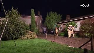 Weer auto in vlammen op in Holten, politie doet onderzoek