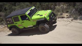 Nexen Roadian AT Pro RA8   Off-Road Challenge   1min 3