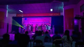 Cuộc thi tuyên truyền nhạc cách mạng-Đoàn trường Nguyễn Khuyến 11/10/2018