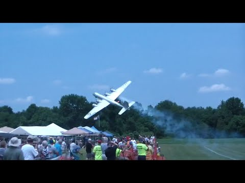 Mac Hodges B29 Crash 2014