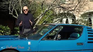 Cristiano Luzzago racconta: Alfa Romeo Montreal, servizio estratto da Gentleman Driver tv